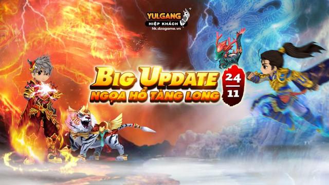 Thăng Thiên 5 - BigUpdate phá vỡ giới hạn của Yulgang Hiệp Khách - Ảnh 4.