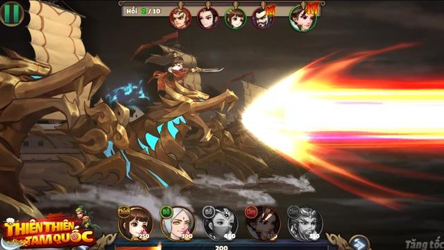 Cuối năm chơi game đỉnh: Thiên Thiên Tam Quốc - Game thẻ tướng Tuyệt Đỉnh Hack Não chính thức về nước, fan chiến thuật không thể bỏ qua - Ảnh 13.