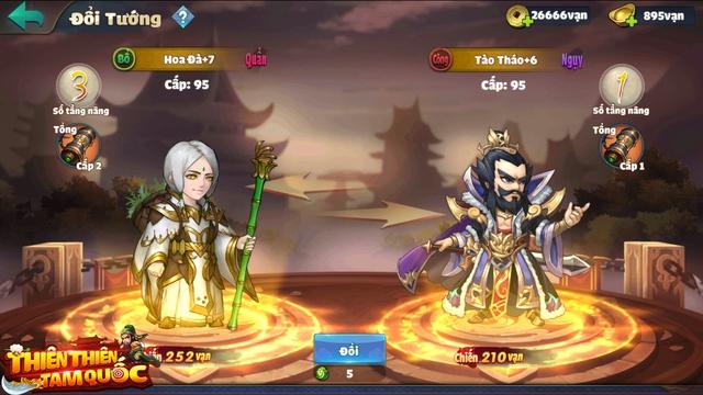 Cuối năm chơi game đỉnh: Thiên Thiên Tam Quốc - Game thẻ tướng Tuyệt Đỉnh Hack Não chính thức về nước, fan chiến thuật không thể bỏ qua - Ảnh 9.