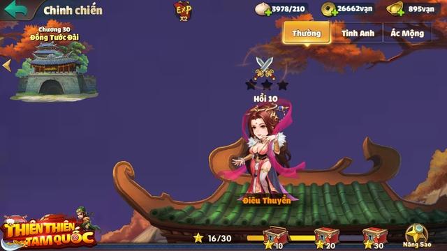 Cuối năm chơi game đỉnh: Thiên Thiên Tam Quốc - Game thẻ tướng Tuyệt Đỉnh Hack Não chính thức về nước, fan chiến thuật không thể bỏ qua - Ảnh 6.