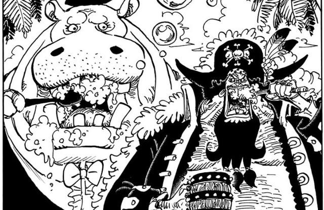 Soi mói những chi tiết thú vị trong One Piece chap 996 mới thấy Oda thích cài cắm quá nhiều (P1) - Ảnh 1.