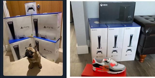 Dùng bot gian lận, nhóm đầu cơ mua được gần 3500 máy PS5 - Ảnh 1.