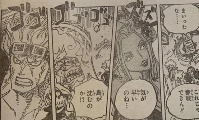 Spoil đầy đủ One Piece chương 997: Zoro nổi điên, Kaido mang cả đảo Oni bay lên trời để đưa tới kinh đô Wano - Ảnh 3.