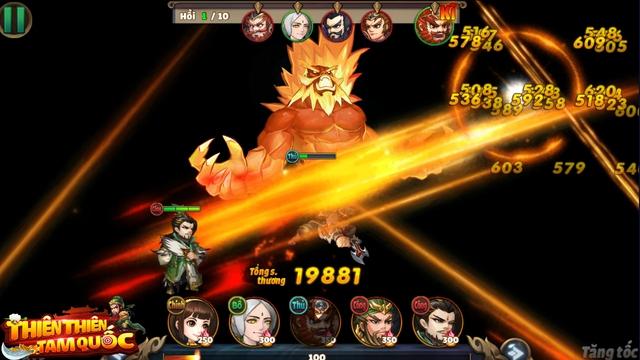 Cuối năm chơi game đỉnh: Thiên Thiên Tam Quốc - Game thẻ tướng Tuyệt Đỉnh Hack Não chính thức về nước, fan chiến thuật không thể bỏ qua - Ảnh 12.