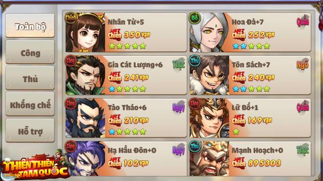 Cuối năm chơi game đỉnh: Thiên Thiên Tam Quốc - Game thẻ tướng Tuyệt Đỉnh Hack Não chính thức về nước, fan chiến thuật không thể bỏ qua - Ảnh 5.