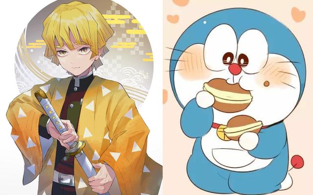 """Đánh bại Doraemon, movie Kimetsu no Yaiba mới là """"no 1"""" tại Nhật Bản Drew3-1606470336264186475254"""