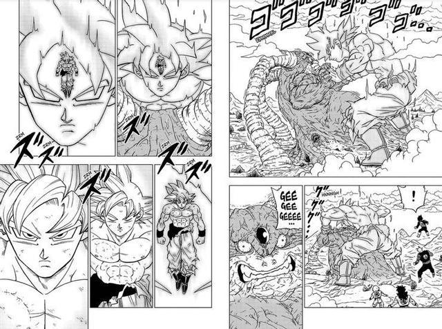 """Goku có thêm trạng thái mới giống """"Susanoo"""" của Sasuke Photo-1-16064498587811765282906"""