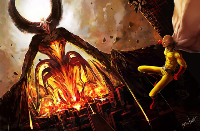 One Punch Man: Top 4 bí ẩn gây nhiều tranh cãi nhất trong bộ truyện, GOD vẫn là cái tên được chú ý nhất - Ảnh 4.