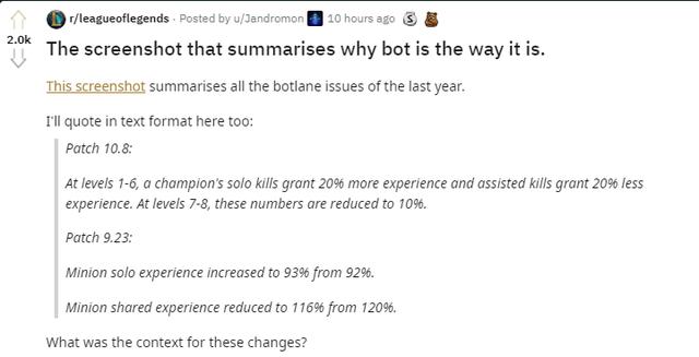 LMHT: Chỉ vì thay đổi siêu nhỏ này của Riot, Xạ thủ đã trở thành phế phẩm suốt 1 năm vừa qua - Ảnh 3.