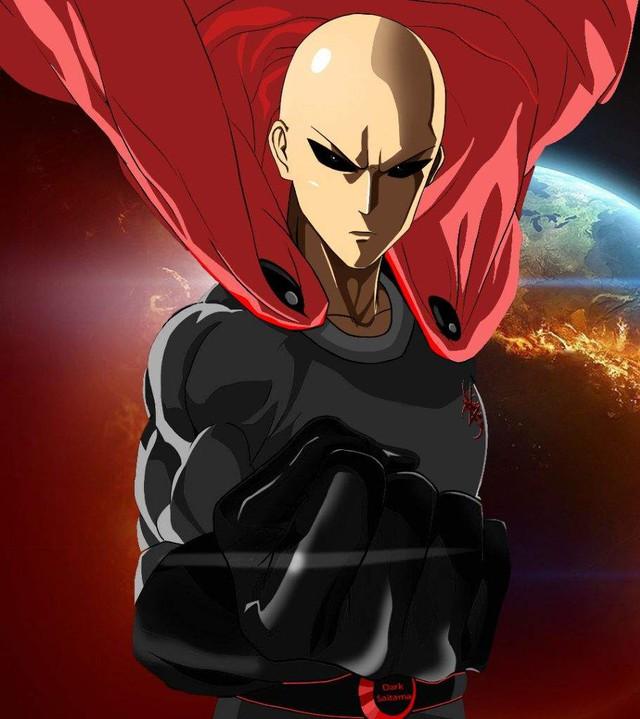 One Punch Man: Nhìn lại trận chiến giữa Saitama và Dark Saitama, lần duy nhất anh hói thua nếu không được giúp đỡ - Ảnh 2.