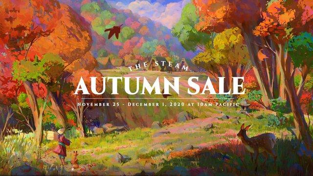 Black Friday của Steam, Autumn Sale 2020 chính thức bắt đầu với hàng loạt bom tấn được giảm giá - Ảnh 2.