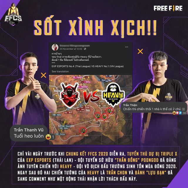 Tuyển Thái Lan và Việt Nam khẩu chiến nhiệt tình trên mạng xã hội hâm nóng cho Chung kết FFCS 2020! - Ảnh 1.