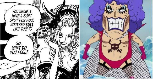 Giả thuyết One Piece 997: Black Maria là thành viên quân cách mạng nằm vùng trong băng Kaido? - Ảnh 1.