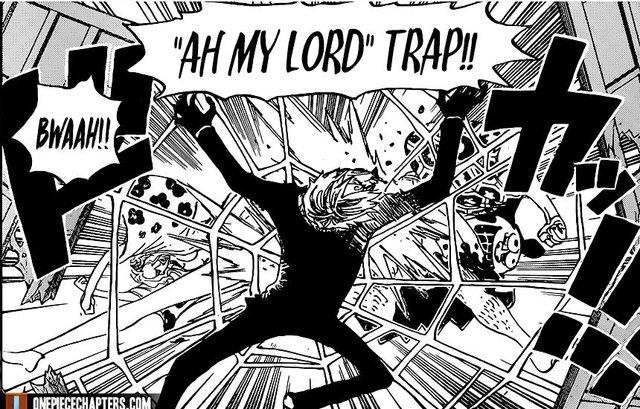 Giả thuyết One Piece 997: Black Maria là thành viên quân cách mạng nằm vùng trong băng Kaido? - Ảnh 2.