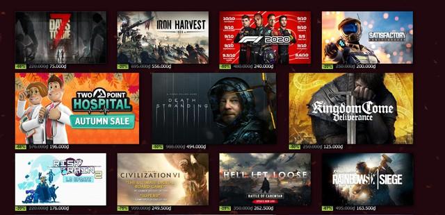 Black Friday của Steam, Autumn Sale 2020 chính thức bắt đầu với hàng loạt bom tấn được giảm giá - Ảnh 3.