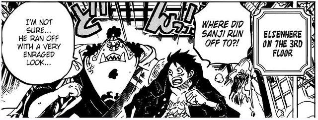 Giả thuyết One Piece 997: Black Maria là thành viên quân cách mạng nằm vùng trong băng Kaido? - Ảnh 3.