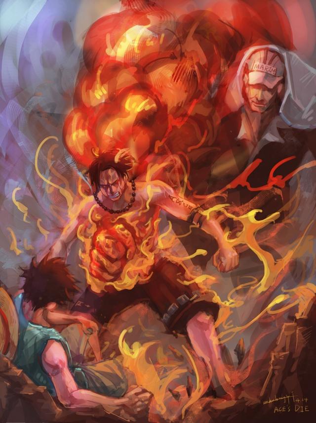One Piece: 3 lý do chứng minh Thủy Sư đô đốc Akainu hoàn toàn có thể ăn đứt Tứ hoàng ở thời điểm này - Ảnh 3.