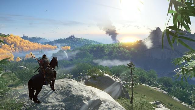 Không chỉ đẹp như những thước phim điện ảnh, hiệu ứng đồ họa của GOT cũng là một phần của gameplay.