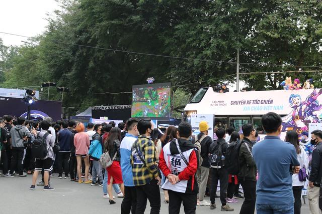 MC Minh Nghi tỏa sáng với sự kiện Chuyến Xe Tốc Chiến tại Hà Nội, danh tính file đính kèm xịn sò hết cỡ - Ảnh 3.