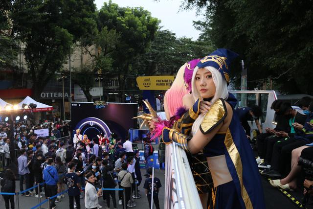 MC Minh Nghi tỏa sáng với sự kiện Chuyến Xe Tốc Chiến tại Hà Nội, danh tính file đính kèm xịn sò hết cỡ - Ảnh 4.