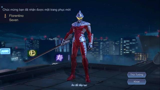Dòng chữ gây sốc ở Event Ultraman khiến cộng đồng Liên Quân trở thành mục tiêu bị châm biếm - Ảnh 1.