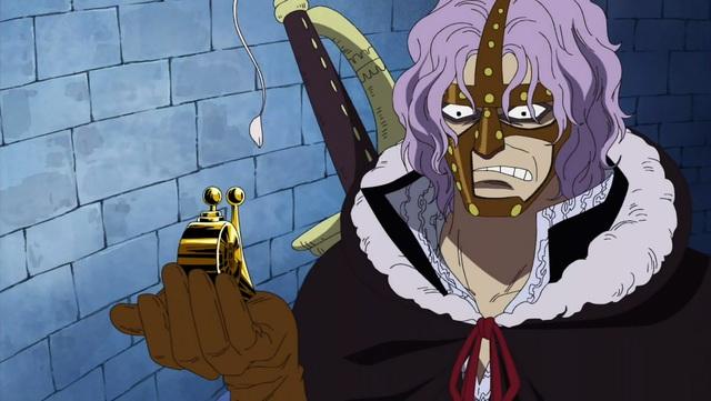 5 phản diện vô dụng nhất One Piece, đọc xong mới thấy Buggy vẫn còn bá đạo chán - Ảnh 5.