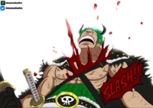 Zoro liệu có phục thù thành công việc Apoo từng đánh anh bị thương