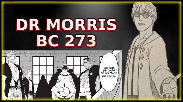 Morris là một kẻ yêu thích việc thí nghiệm điên cuồng lên con người
