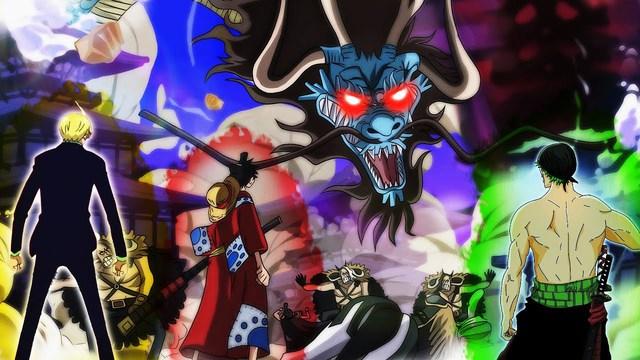 One Piece: Nếu Shanks không ngăn cản, Kaido rất có thể đã nhấc bổng Marineford để làm loạn Oni4-1606719208599671161900