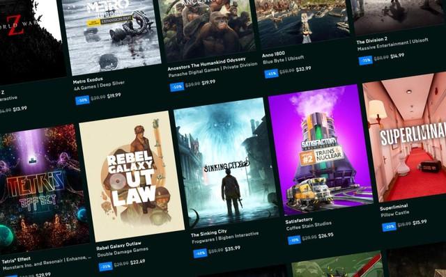 Epic Games Store cũng tung ra khuyến mãi Black Friday Photo-1-16067150907931763801658