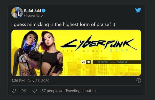 """Game thủ thi nhau tìm kiếm """"Cyberpunk 2077"""" trên web đen Photo-1-16067289757861593381040"""
