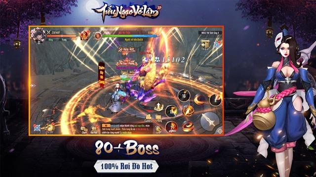 Đẳng cấp game độc quyền: Tiếu Ngạo Võ Lâm có hẳn BXH Cày Chay, team nông dân chuẩn bị Đua TOP nhận 5.000 KNB - Ảnh 7.
