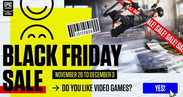 Epic Games Store cũng tung ra khuyến mãi Black Friday Photo-2-16067150930832069768086