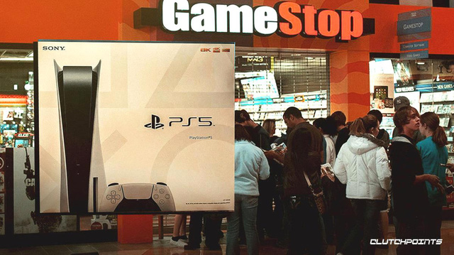 Game thủ mang cả giường, chăn để cắm trại trước của hàng nhằm mua PS5 giá rẻ Photo-4-16067078551711414553214