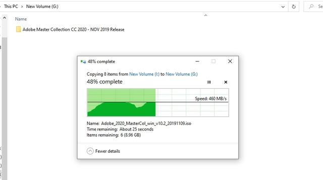 Trải nghiệm Plextor M8VC Plus - SSD giá vừa tầm, tốc độ tốt, xứng đáng để game thủ nâng cấp ngay - Ảnh 8.