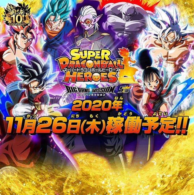 Dragon Ball Super Heroes sẽ mang đến 2 trạng thái siêu mạnh Ultra Instinct và SSJ4 của Vegito - Ảnh 1.