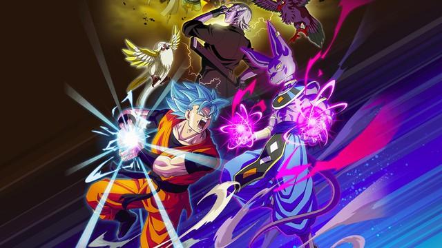 Dragon Ball Super Heroes sẽ mang đến 2 trạng thái siêu mạnh Ultra Instinct và SSJ4 của Vegito - Ảnh 3.