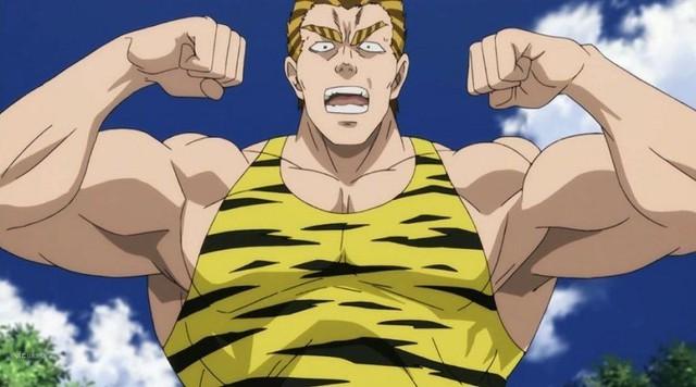 One Punch Man: Không chỉ có quái vật, 9 anh hùng này cũng từng bị thánh phồng Saitama cho ăn hành ngập mặt - Ảnh 4.