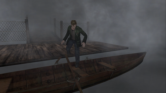 Sau gần 20 năm, huyền thoại Silent Hill 2 lại được nâng cấp đồ họa cực chất - Ảnh 2.