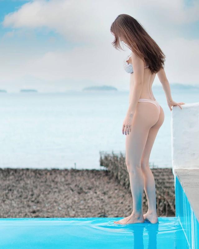 Kiều nữ xứ Hàn sở hữu vẻ đẹp thuần khiết, đáng yêu thừa nhận điểm hạn chế khi tạo dáng - Ảnh 7.