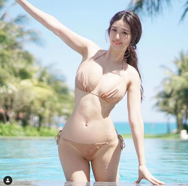 Kiều nữ xứ Hàn sở hữu vẻ đẹp thuần khiết, đáng yêu thừa nhận điểm hạn chế khi tạo dáng - Ảnh 2.