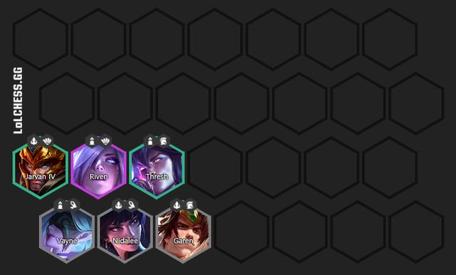 Đấu Trường Chân Lý: Ngược dòng meta với lối chơi siêu dị - Vayne chủ lực của kỳ thủ Thách Đấu - Ảnh 3.