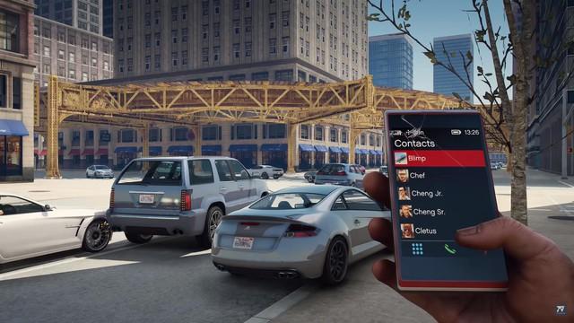 Thấy Los Santos còn bé, hai game thủ thêm hẳn thành phố Chicago rộng lớn vào GTA 5 để chơi - Ảnh 2.