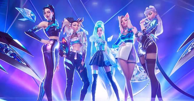 """Sản phẩm mới toanh của K/DA """"I'll Show You"""" sẽ có sự góp mặt của bốn thành viên trong nhóm nhạc Twice và nhiều nghệ sĩ khác - Ảnh 3."""