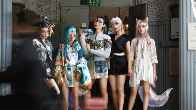 """Sản phẩm mới toanh của K/DA """"I'll Show You"""" sẽ có sự góp mặt của bốn thành viên trong nhóm nhạc Twice và nhiều nghệ sĩ khác - Ảnh 4."""