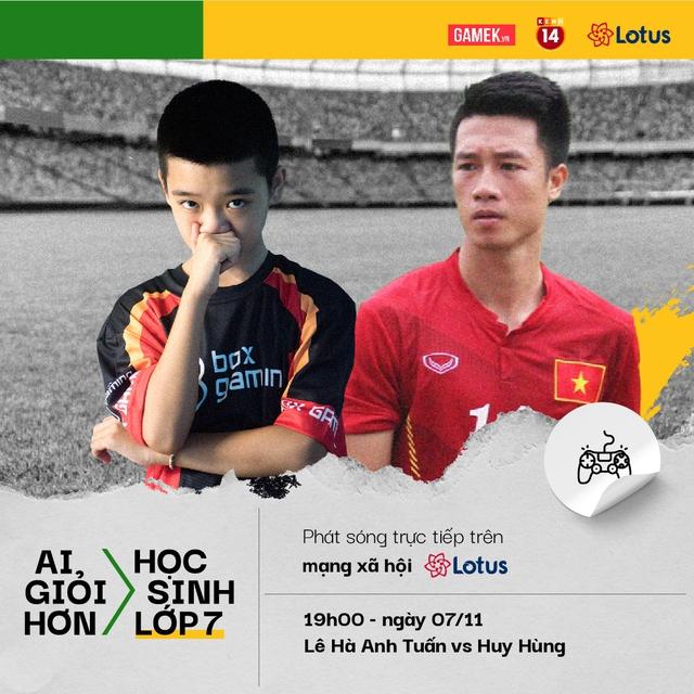 Thần đồng PES 12 tuổi gửi lời thử thách đến hai tuyển thủ bóng đá Việt Nam - Ảnh 5.