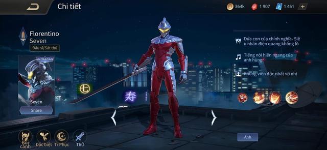 Liên Quân Mobile: Mẹo tăng tốc nhận FREE Florentino Ultraman dành cho người ít tương tác trên MXH - Ảnh 1.
