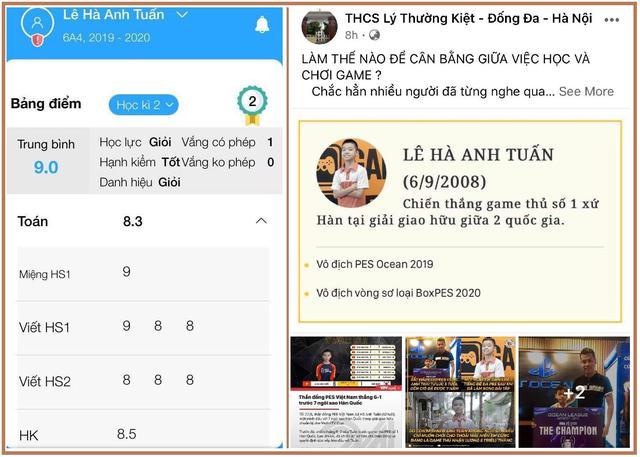 Thần đồng PES 12 tuổi gửi lời thử thách đến hai tuyển thủ bóng đá Việt Nam - Ảnh 3.