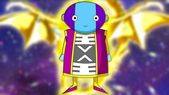 Khác hẳn với khuôn mặt ngây ngô thì hình dáng thật của Zeno sẽ xuất hiện trong Dragon Ball Super 2? - Ảnh 2.