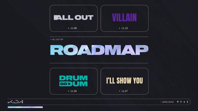 """LMHT: """"Công ty ca nhạc"""" Riot tung cùng lúc 3 bài hát mới của nhóm K/DA - Ảnh 5."""